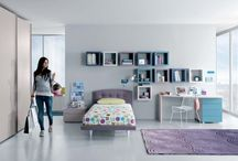 Bedrooms / by Melissa Nash