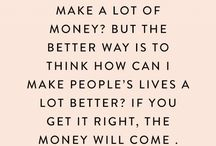 Dollars & Sense / Don't forget to enjoy the little things in life, regardless of your paycheck.