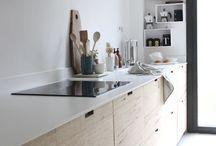 Kjøkken / Kjøkken