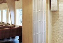 Arkitektur//Interiør//Foldevegg