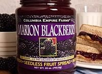 Farm Fruit Spreads & Butters / Marionberry, Apple, Pumpkin, Tropical Sunrise