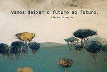 Futuro / Frases sobre o futuro.