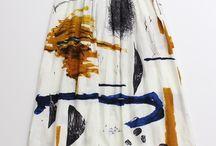 Wearable Art / Art for the body, wearable art, art inspired fashion