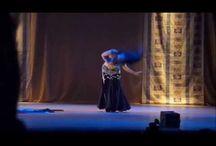 belly dance vids