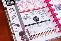 Stamping (planner stamps)