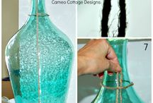 üveg festés és díszítés