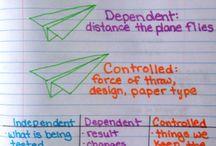Science processing skills