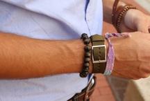 Accesorios / Pulseras, cinturones, corbatas, clips,