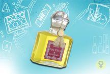 Perfumes/Fragrances I love.