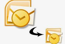 Email Management / Tips to manage your e-mail files and save it from corruption or other damages.