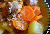 ragoût pomme de terre carottes saucisse