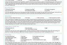Food - Tupperware & Pampered Chef / by Katrinna Peterson
