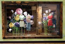 Window Display / Mother Day (Flowers)
