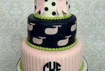 Ava's birthday cake ideas