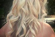 Hair fun / by Amy Glandon