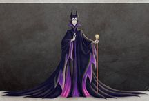 Maleficent / she is my favorite Disney character/villain  / by Andrea Leal