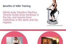 Whole Body Vibration Machine Toronto