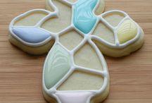 sugar cookies / by Jessica Tabbert