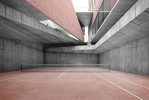 Courts/ Common areas/ Public spaces