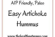 Dips / Hummus / Sauces