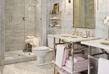 Bathroom Ideas / by Nicola MacKenzie