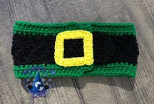 BOS  St. Patricks Day Crochet