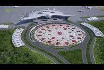 Ashgabat Airport / Ashgabat Airport www.ashgabatinternationalairport.com