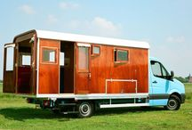 Mobile Home & Boat House
