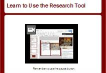 Research & Inquiry / by Pam Hamilton