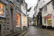 St. Ives - Carolyn Saxby / my own photos of St. Ives