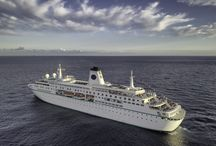 News from the Helm with Semester at Sea / Semester at Sea voyages offer a truly global experience each fall and spring. All of our voyages on the MV World Odyssey are 100+ days, explore at least 10 countries and 4 continents, and allow students to earn 12-15 academic credits. https://www.semesteratsea.org/