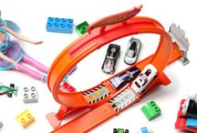 Toys. Toys. Toys. / Fun finds for kids and even kids at heart.
