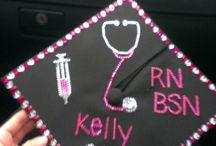 Nursing is my life! / by Monica Ellis