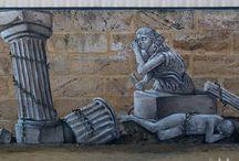 Graffiti murals / graffiti murals and street art in Australia