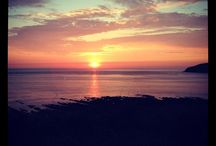 The South West / Beautiful places I've been too in Cornwall/Devon/Dorset <3