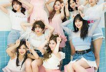Twice / ♡Jihyo♡ is the leader and main vocalist.1997 ☆Nayeon☆ is lead vocalist and center. 1995 ☆Jeongyeon☆ is lead vocalist. 1996 Momo is vocalist, rapper and main dancer. 1996 Sana is vocalist and lead dancer. 1996 Mina is vocalist and lead dancer. 1997 ☆Dahyun☆ is vocalist and lead rapper. 1998 ☆Chaeyoung☆ is vocalist and main rapper. 1999 Tzuyu is vocalist, visual, maknae and lead dancer. 1999
