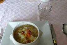 Recettes - Soupes