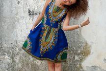 Dashiki wear