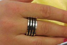 Original Esprit Edelstahl Ring+ UVP 39,90 Euro++Neu+Gr 19+60 (19,1 mm Ø) 22,90 Euro