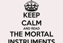 Mortal Instruments / All things Mortal Instrumenty