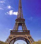 Menara Eiffel Paris / Menara Eiffel (bahasa Perancis: Tour Eiffel, /tuʀ ɛfɛl/) merupakan sebuah menara besi yang dibangun di Champ de Mars di tepi Sungai Seine di Paris. Menara ini telah menjadi ikon global Perancis dan salah satu struktur terkenal di dunia.