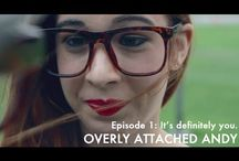 Overly Attached Andy Episodes / Here are the episodes! / by So Natural TV!