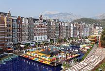 Turcja / Turkey / Znajdziesz tu najpopularniejsze oraz najlepsze hotele w Turcji polecane przez Travelzone.pl. The most popular hotels in Turkey.