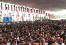 vikas Rally, Rohini