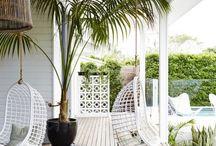 veranda ed esterno