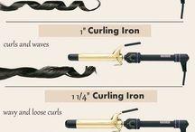 curlingiron shapes