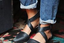 Mari's shoes