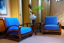 Michael Connors Furniture Collection by Scott Thomas