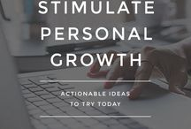 Personal Growth / Personal growth is an important part of becoming successful and overcoming any obstacles life throws your way.   Personal growth tips | how to be successful | how to practice personal growth | articles on personal growth | personal development guide