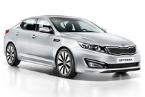 Kia Optima / by Kia Motors Nederland